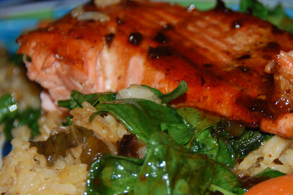 Javanese Salmon